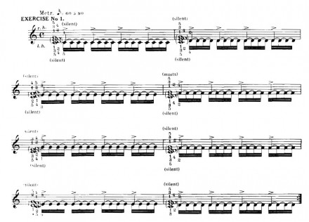 Pages from Rational Principles of Pianoforte Technique